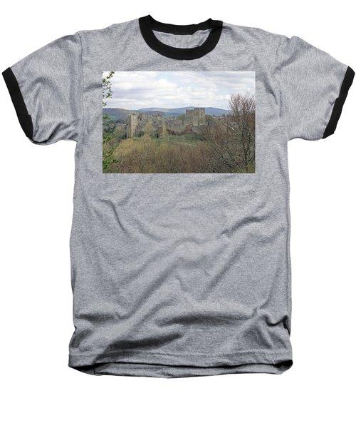 Ludlow Castle Baseball T-Shirt