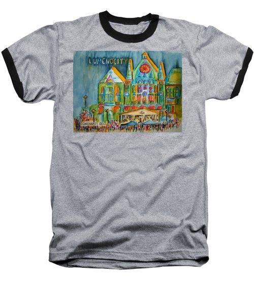 Lumenocity  Baseball T-Shirt