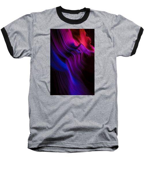 Luminary Peace Baseball T-Shirt by Chad Dutson
