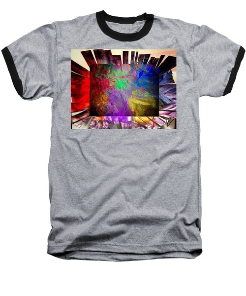 Luminosity  Baseball T-Shirt