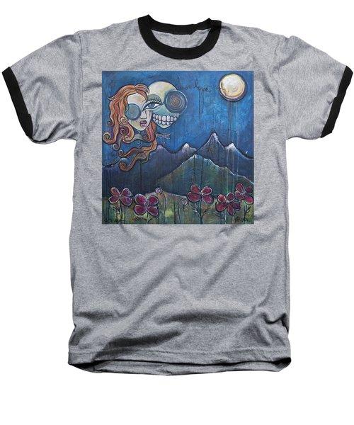 Luna Our Love Eternal Baseball T-Shirt