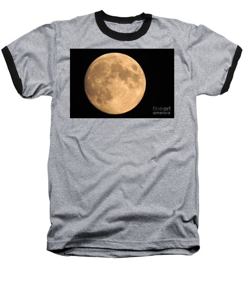 Lunar Mood Baseball T-Shirt