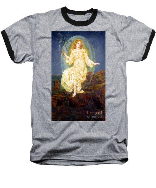Lux In Tenebris Baseball T-Shirt