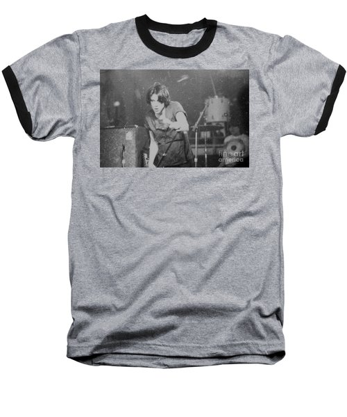 Baseball T-Shirt featuring the photograph lux by Steven Macanka