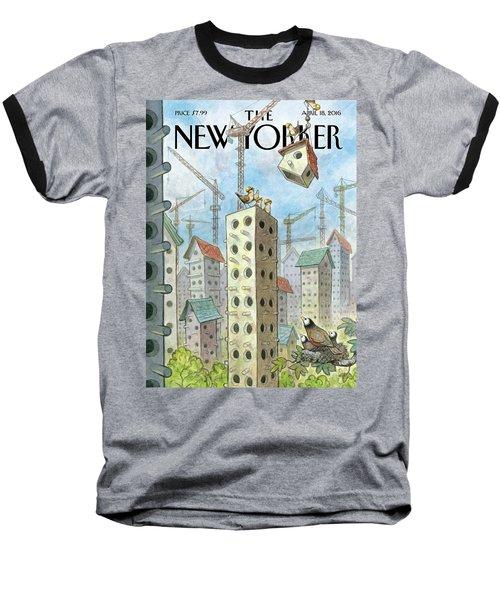 Luxury Coops Baseball T-Shirt