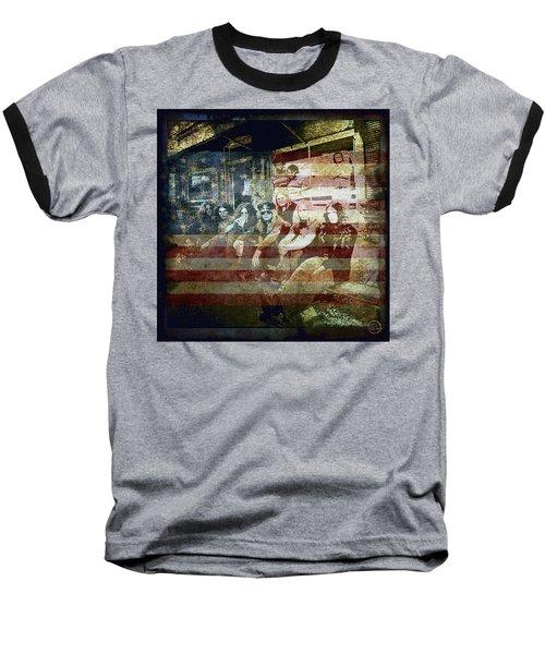 Lynyrd Skynyrd - Simple Man Baseball T-Shirt