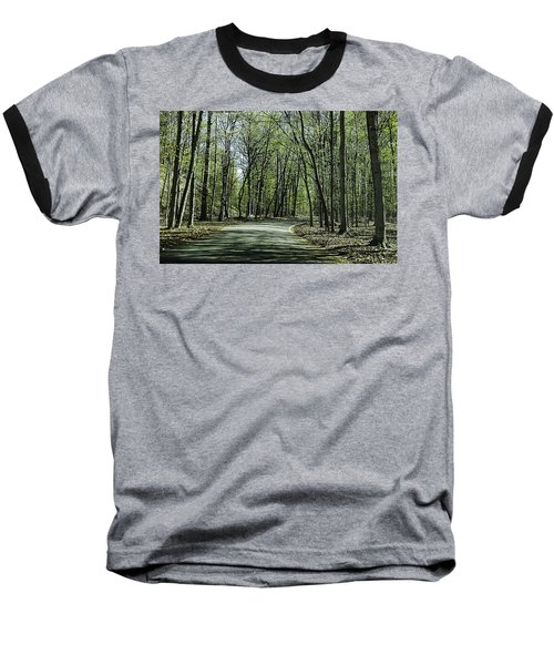 M119 Tunnel Of Trees Michigan Baseball T-Shirt