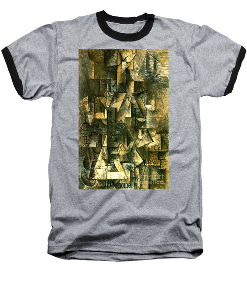 Ma Jolie Baseball T-Shirt