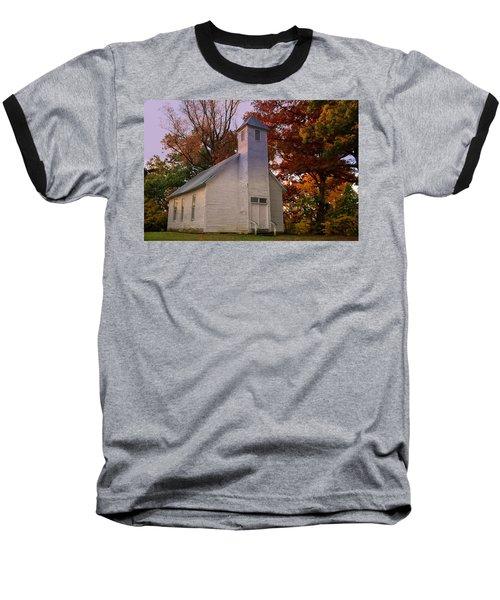 Macedonia Missionary Baptist Church Baseball T-Shirt