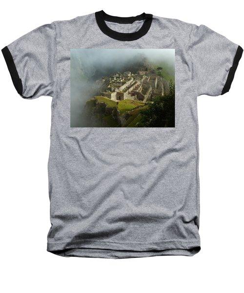 Machu Picchu Peru 2 Baseball T-Shirt