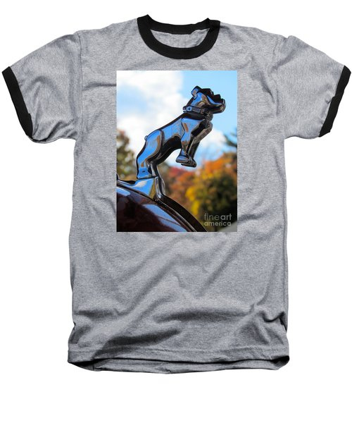 Mack Bulldog Baseball T-Shirt