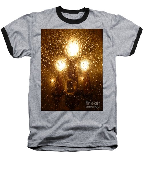 Macro Lights Baseball T-Shirt