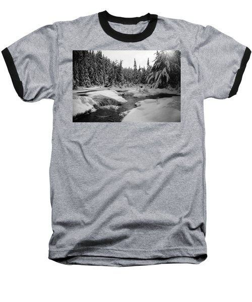 Madawaska River Baseball T-Shirt