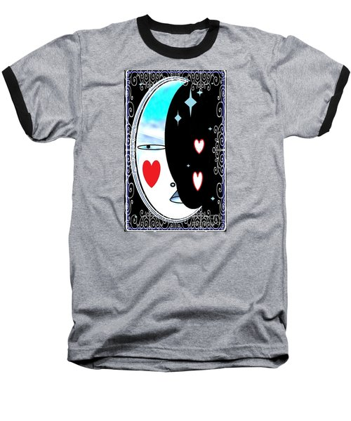Madd Moon Baseball T-Shirt