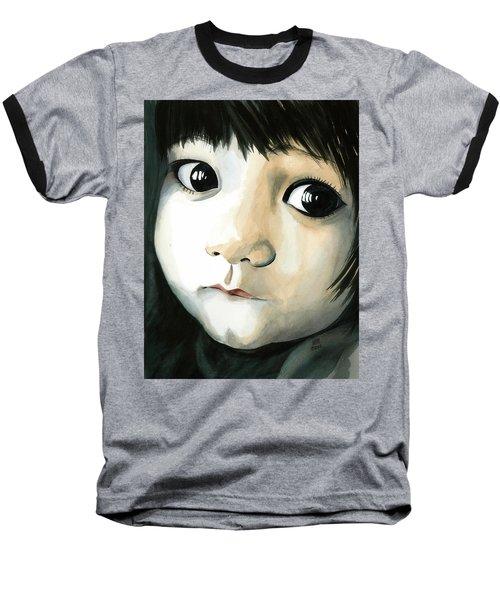 Madi's Eyes Baseball T-Shirt