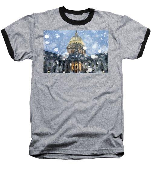 Madisonian Winter Baseball T-Shirt