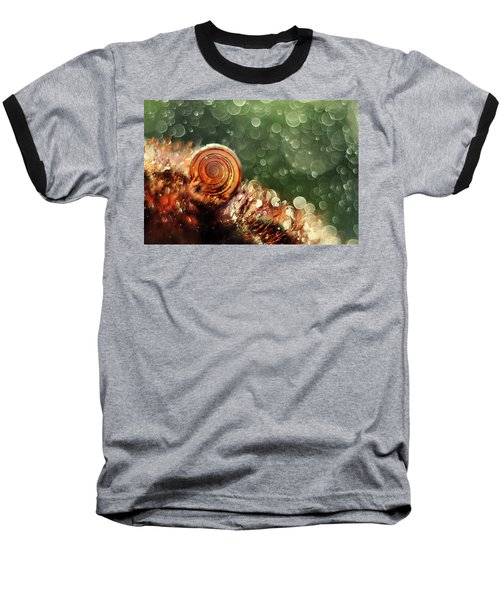Magic Forest Baseball T-Shirt