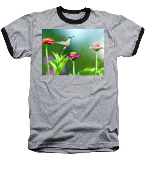 Magic Garden Baseball T-Shirt