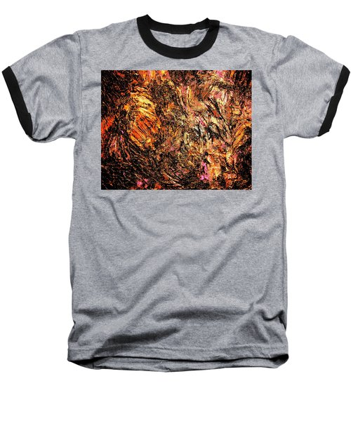 Magic Gold Baseball T-Shirt