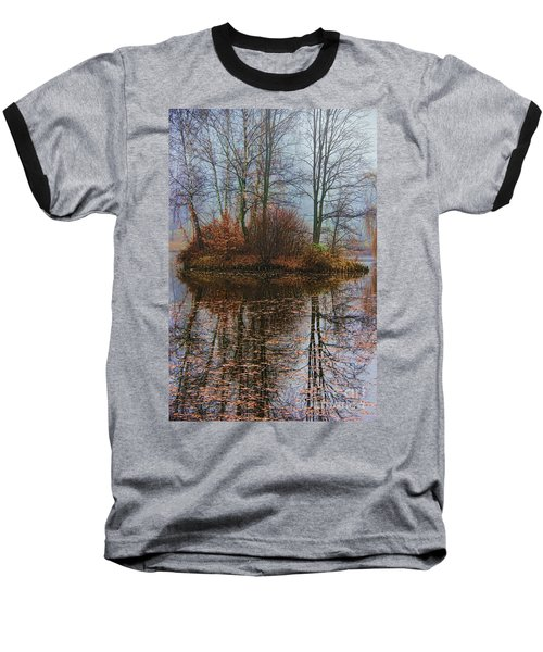 Magic Reflection Baseball T-Shirt