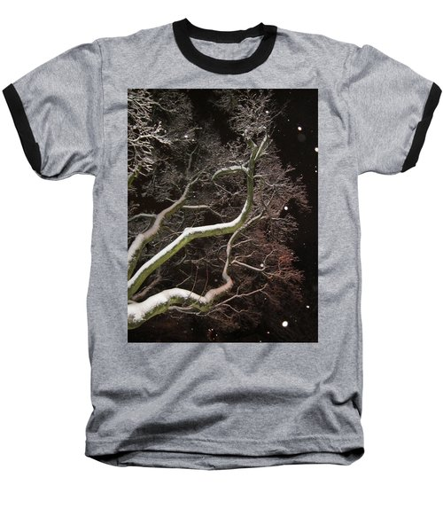 Magic Tree Baseball T-Shirt