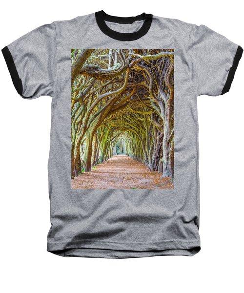 Magic Yew Baseball T-Shirt
