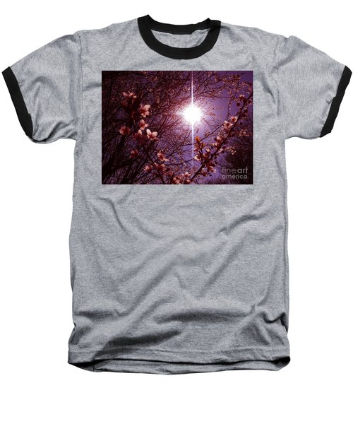 Baseball T-Shirt featuring the photograph Magical Blossoms by Vicki Spindler