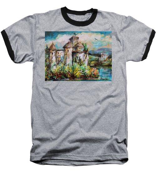Magical Palace Baseball T-Shirt