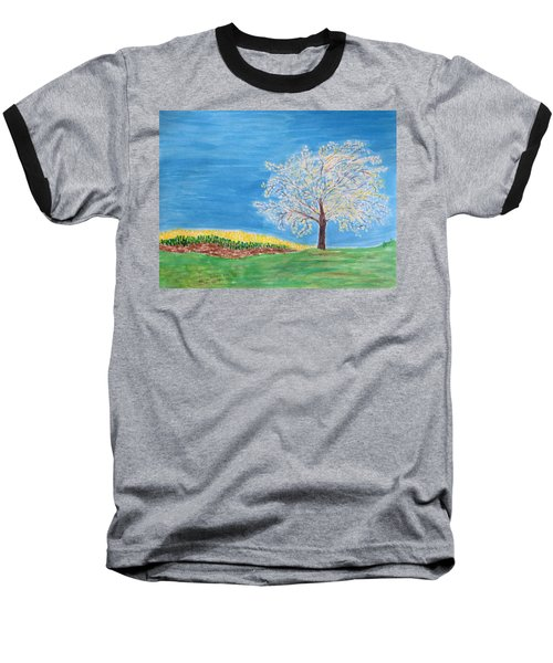 Magical Wish Tree Baseball T-Shirt