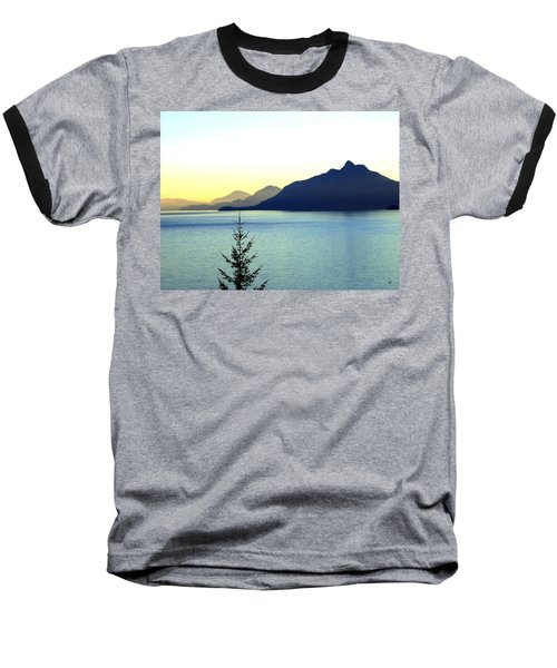 Magnificent Howe Sound Baseball T-Shirt by Will Borden