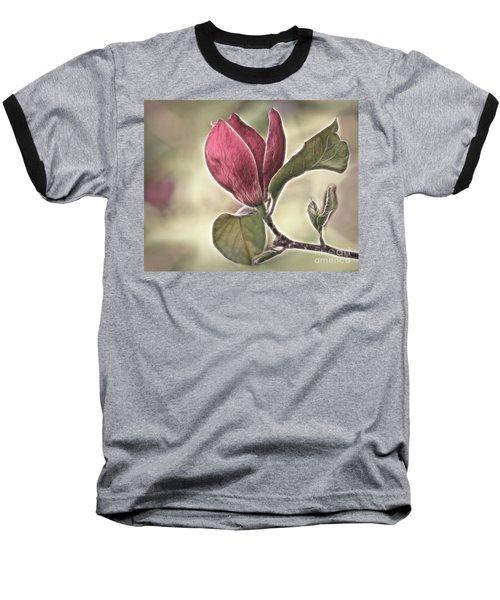 Magnolia Glow Baseball T-Shirt