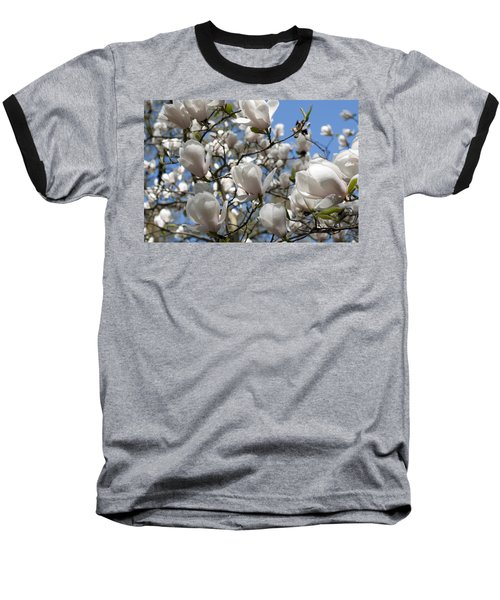 Baseball T-Shirt featuring the photograph Magnolia by Lana Enderle
