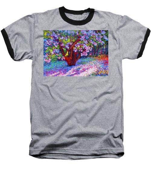 Magnolia Melody Baseball T-Shirt
