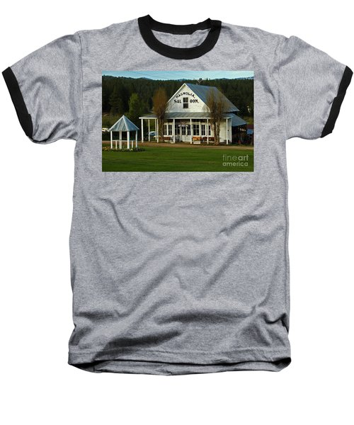 Magnolia Saloon Baseball T-Shirt