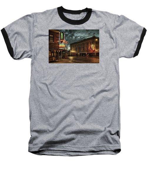 Main And Exchange Baseball T-Shirt