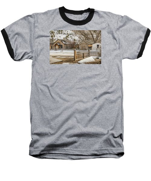Baseball T-Shirt featuring the photograph Main Street by Sue Smith