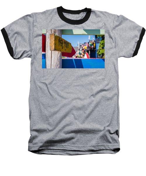 Maine Lobster Baseball T-Shirt
