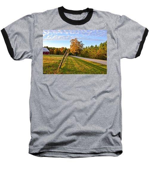Maine Morning Baseball T-Shirt