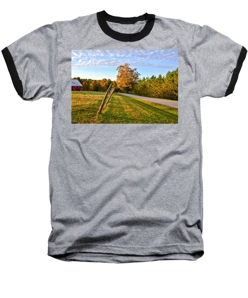 Maine Morning Baseball T-Shirt