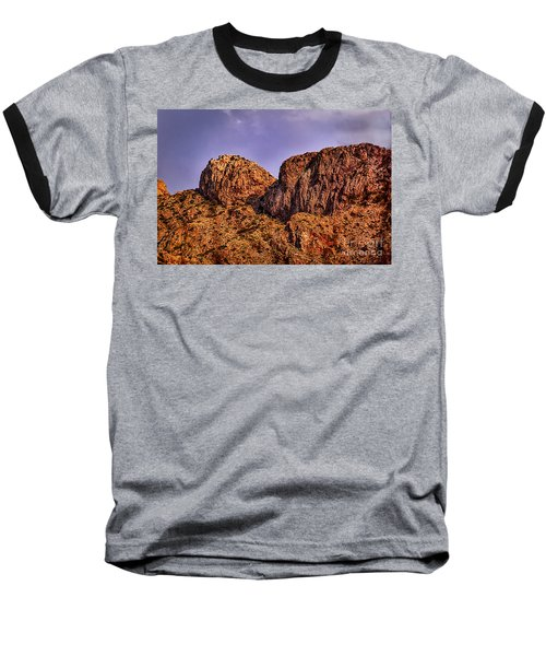Baseball T-Shirt featuring the photograph Majestic 15 by Mark Myhaver
