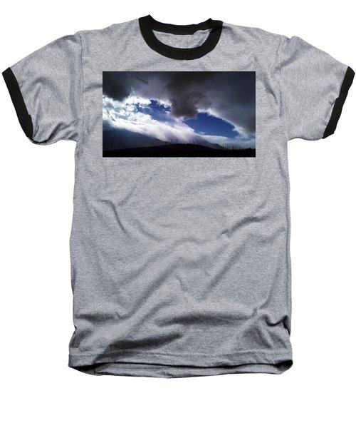 Majestic Baseball T-Shirt by Chris Tarpening