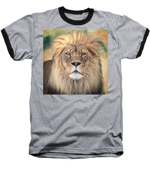 Majestic King Baseball T-Shirt by Everet Regal