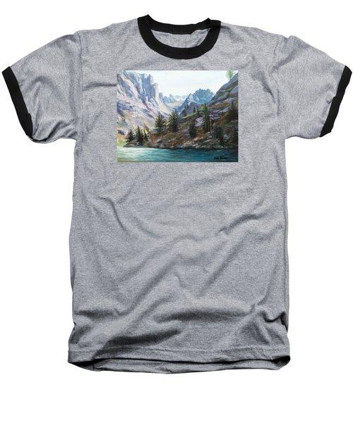 Majestic Montana Baseball T-Shirt