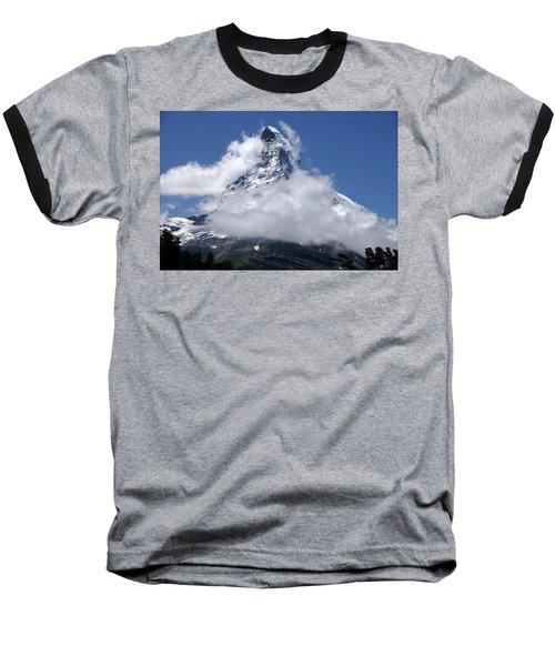 Majestic Mountain  Baseball T-Shirt