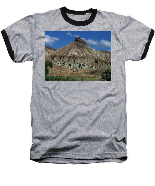 Baseball T-Shirt featuring the photograph Majestic Rimrock by Chalet Roome-Rigdon