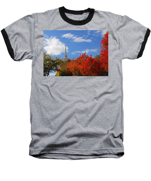 Baseball T-Shirt featuring the photograph Majesty by Lynn Bauer