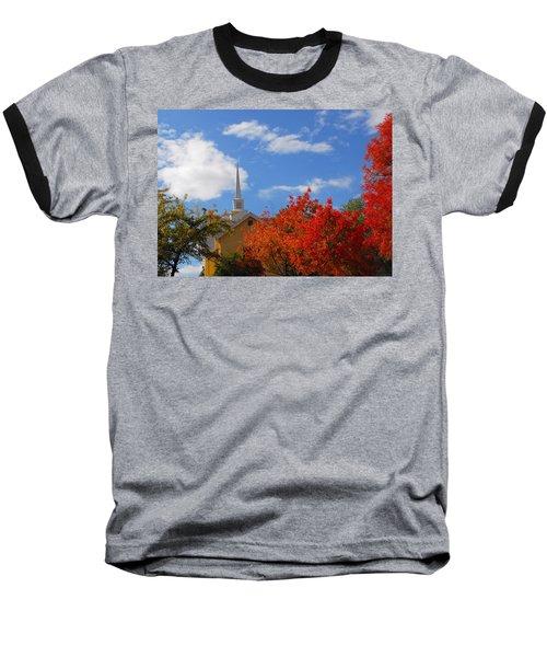 Majesty Baseball T-Shirt by Lynn Bauer