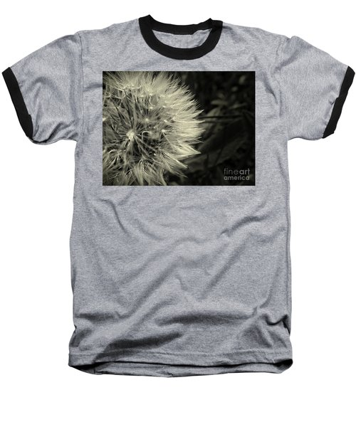 Baseball T-Shirt featuring the photograph Make A Wish by Clare Bevan