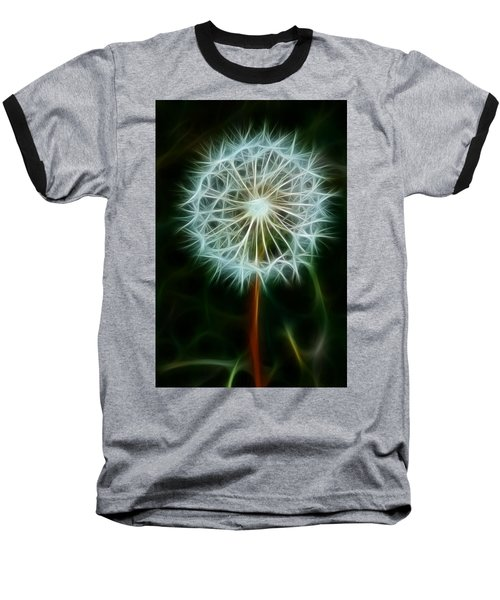 Make A Wish Baseball T-Shirt by Joann Copeland-Paul