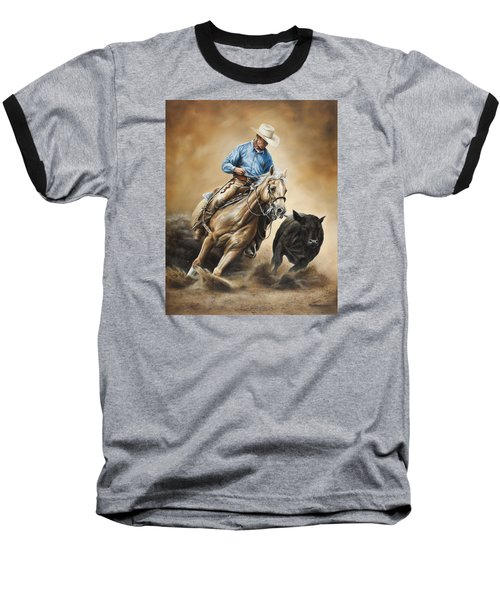 Making The Cut Baseball T-Shirt